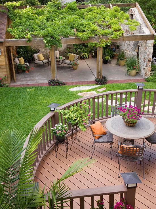 Terrassen ideen free terrasse ideen gestalten metall for Ideen fur terrassen