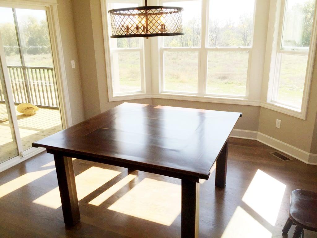 Tisch selber bauen design  Tisch selber bauen für individuelle Einrichtung - Bauanleitung und ...