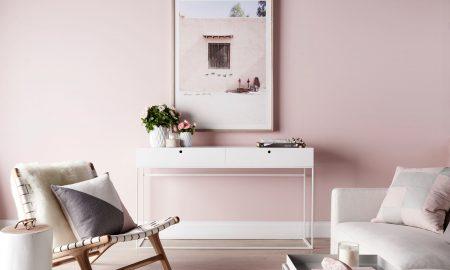 pink farbe einrichtung rosa farbe bedeutung