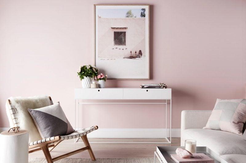 Pink Farbe Als Trendfarbe In Der Einrichtung - 50 Stylische