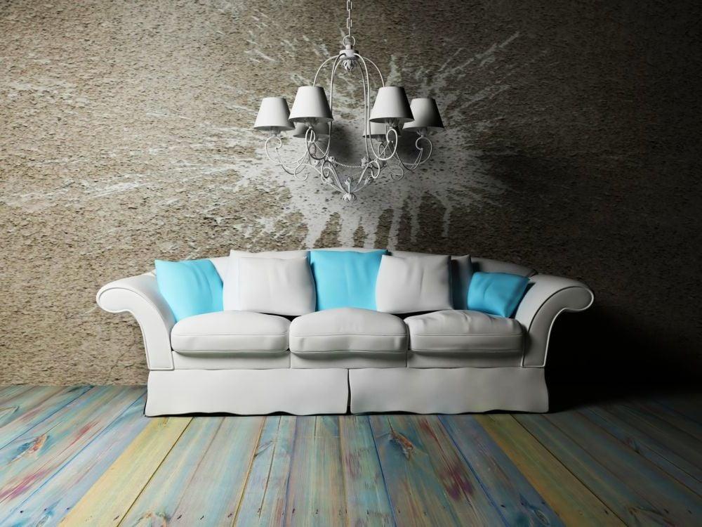 wände streichen ideen wohnzimmer streichen wand richtig streichen