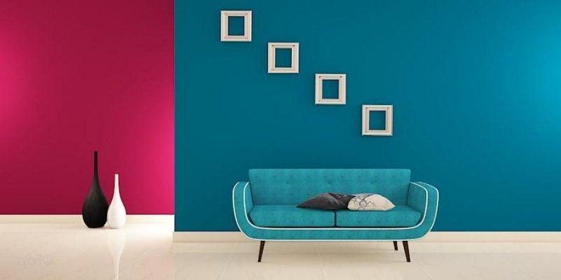 w nde richtig streichen tipps und 20 kreative ideen. Black Bedroom Furniture Sets. Home Design Ideas