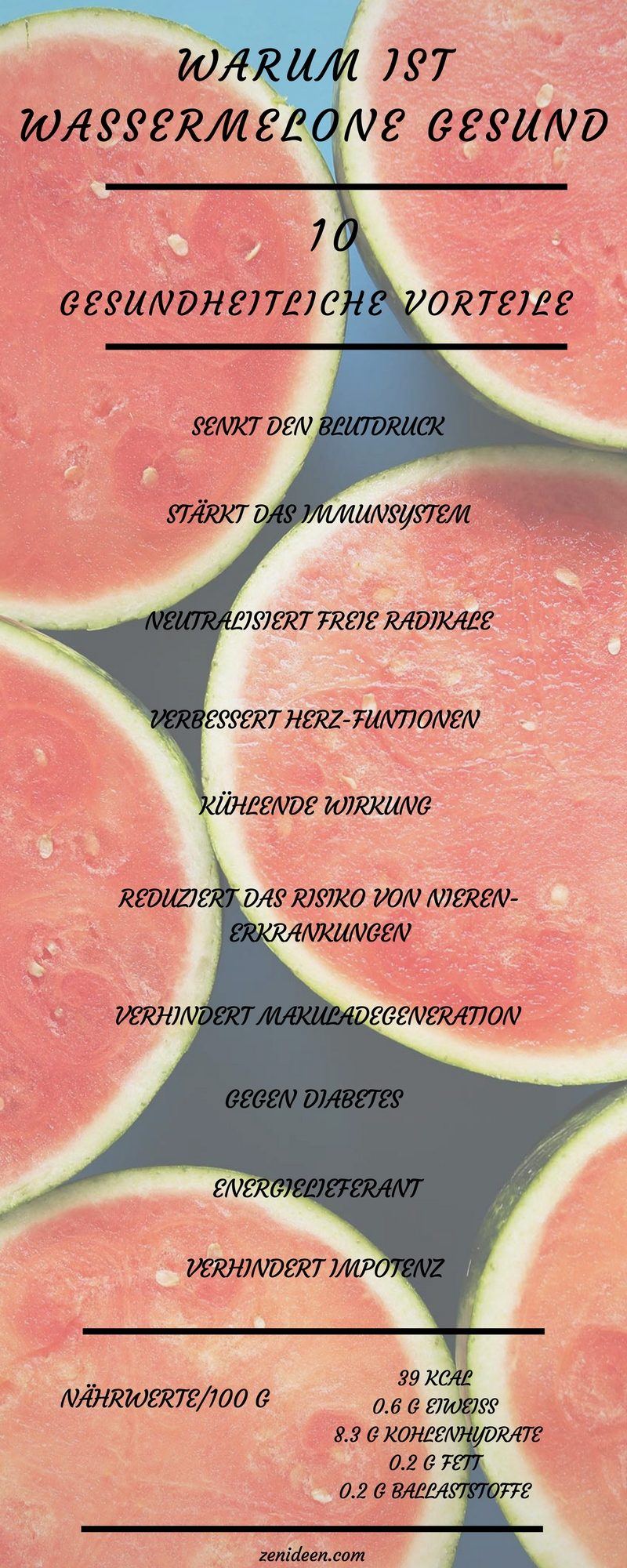 wassermelone gesund ihre vorteile und wassermelonen smoothie rezept gesunde ern hrung. Black Bedroom Furniture Sets. Home Design Ideas