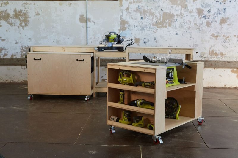 2 Bauanleitungen F 252 R Heimwerker Werktisch Und Werkbank
