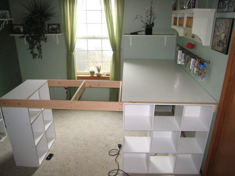 Werkbank selber bauen - DIY Anleitung