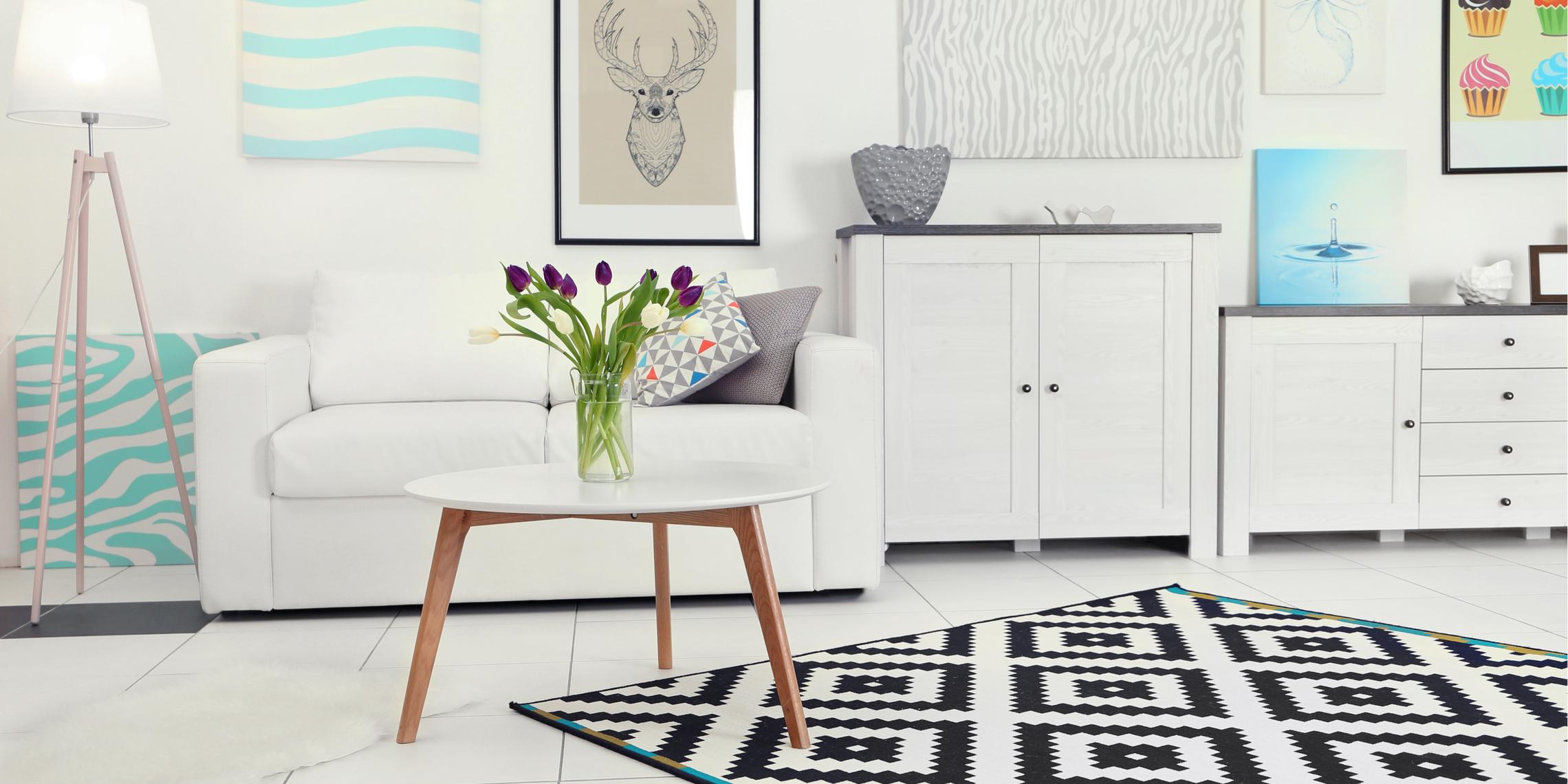 Wohndeko für kleine Räume: 5 Deko-Tricks für optische Vergrößerung ...
