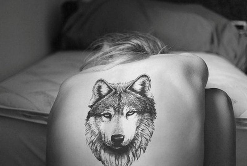 tattoo wolf tattoo motive tattoos frauen tattoos männer tattoo ideen