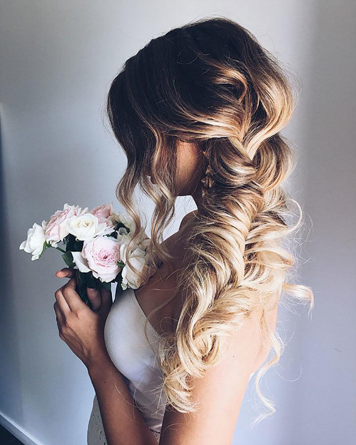 Brautfrisuren 45 Inspirierende Vorschlage Fur Alle Haartypen