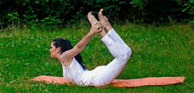 Übungen zur Fettverbrennung und Gewichtsabnahme