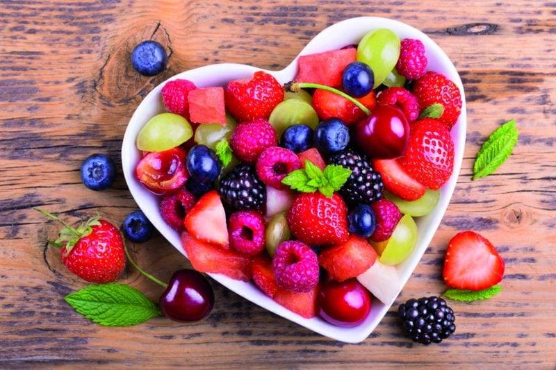 gesund essen schnell abnehmen