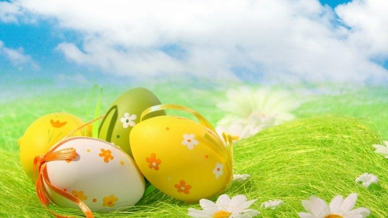Ostern - Entstehung, Hintergründe zum Osterfest, Osterbräuche