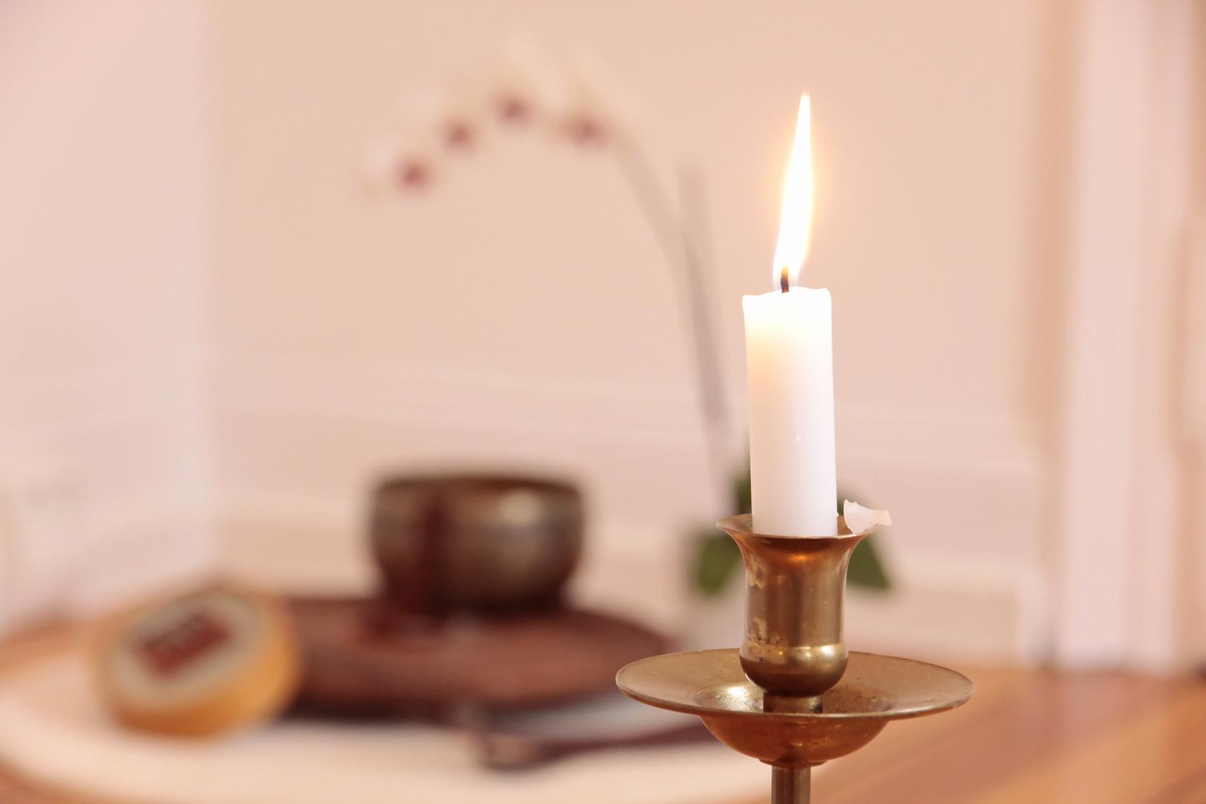 Ein Ort Der Inneren Ruhe: Einen Meditationsraum In Den Eigenen Vier Wänden  Einrichten