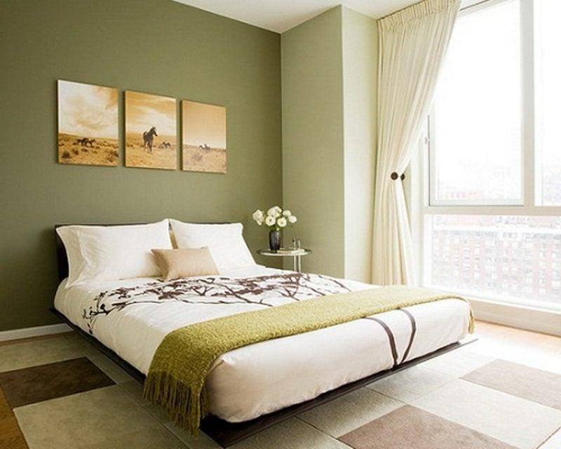 Nicht nur im Schlafzimmer sorgt Feng Shui für Wohlbefinden