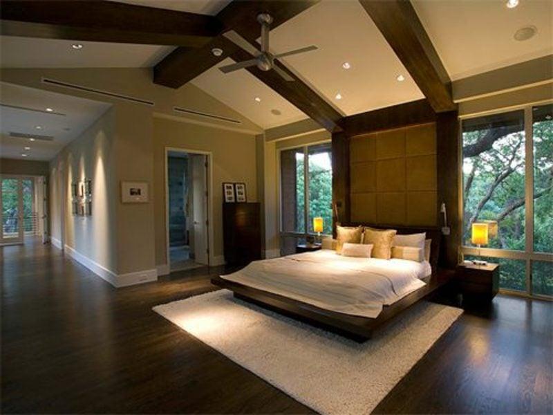 Schlafzimmer Ratgeber: Der richtige Platz für das Bett