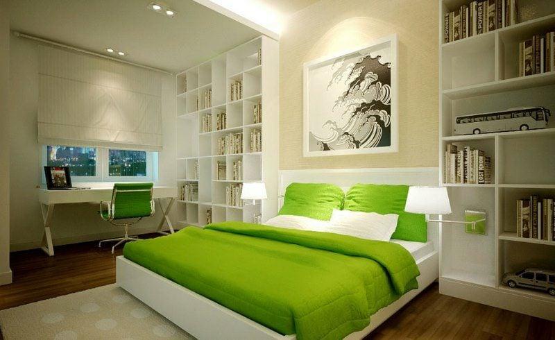Das Schlafzimmer nach Feng Shui gestalten