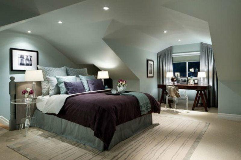 Schlafzimmer – Bett nach Feng Shui ausrichten