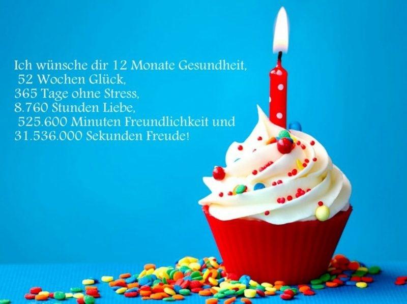 Glückwünsche zum Geburtstag die besten Ideen