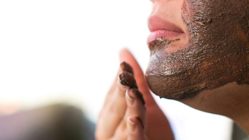 Leinsamen Wirkung Gesichtsmacke gegen Pickel