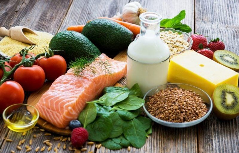 gesunde Ernährung Sport Abnehmen