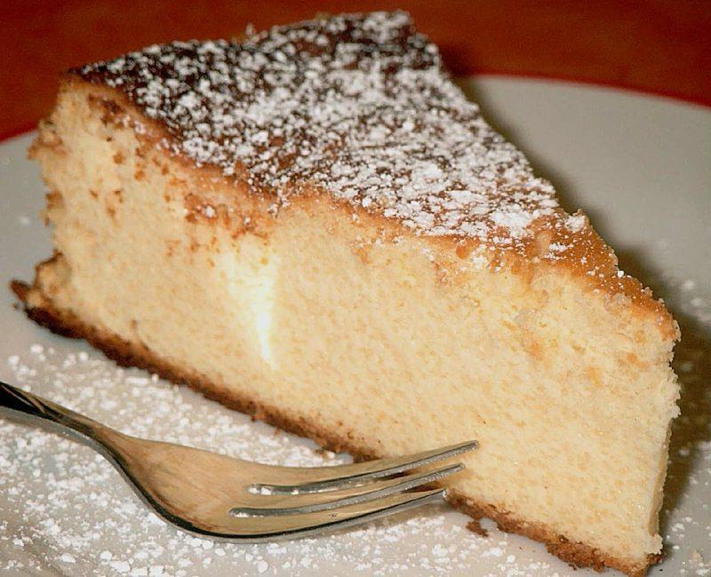 Kuchen Rezepte Thermomix glutenfreier Käsekuchen ohne Boden