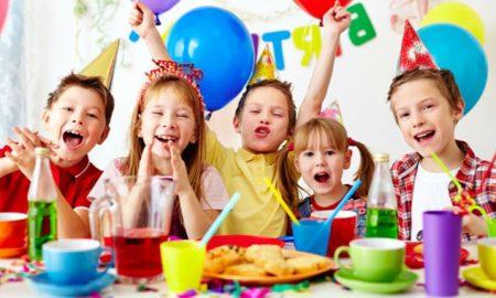 Kindergeburtstag Essen kreative Ideen