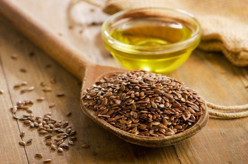 abführende Lebensmittel Leinöl