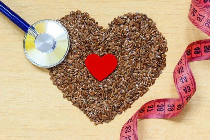 Leinsamen geschrottet Vorteile Gesundheit