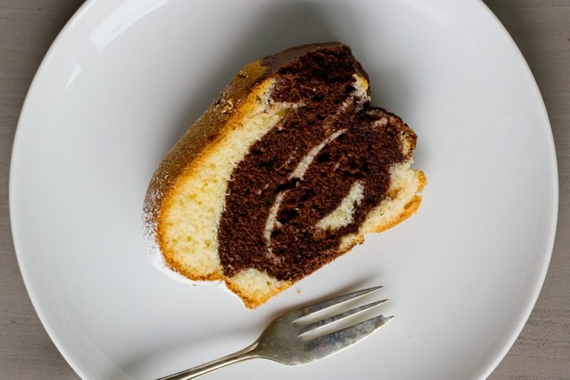 glutenfreie Süßigkeiten Marmorkuchen selber backen