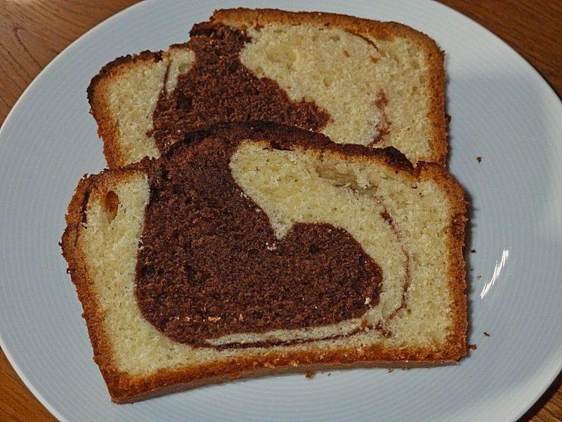 glutenfreier Marmorkuchen selber backen