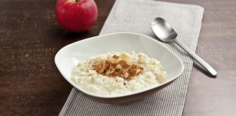 schnelle Reisgerichte Milchreis auf spanischer Art
