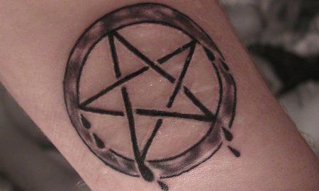 Pentagramm Tattoo Bedeutung