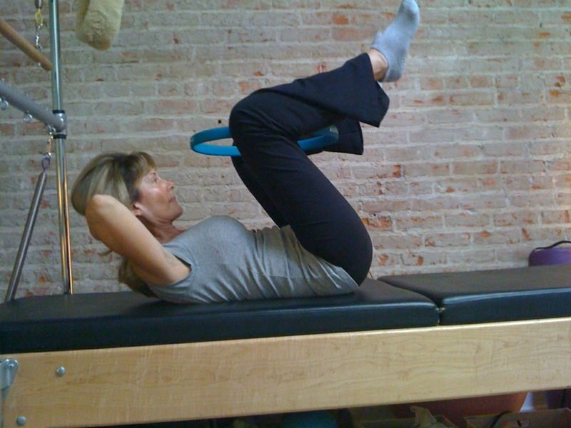 Pilates für Anfänger Trainingsplan