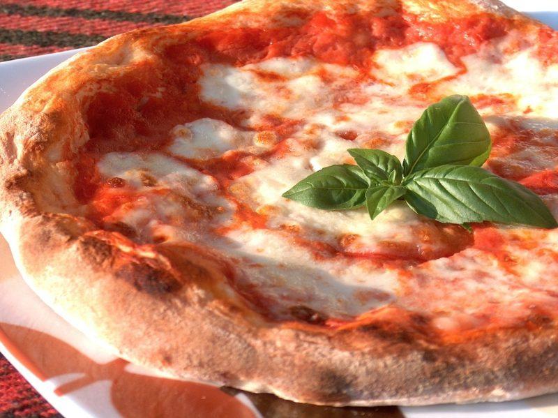 pizza margherita geschichte