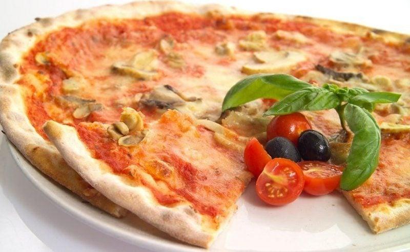 pizza namensliste pizza sorten