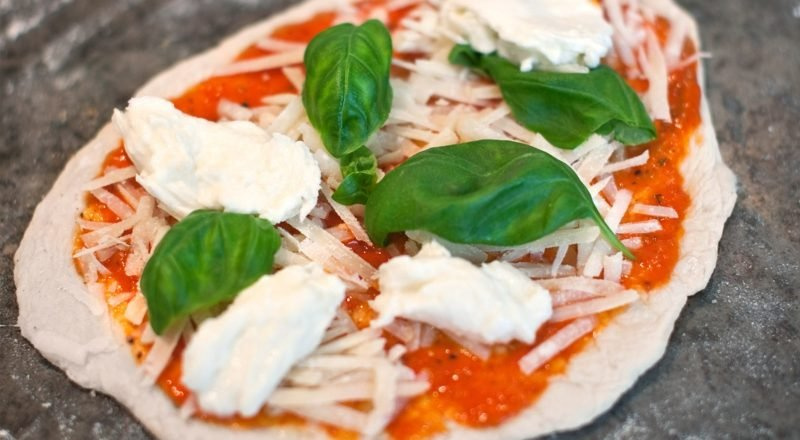 tiefkühlpizza zubereitung pizza bilder pizza rezept