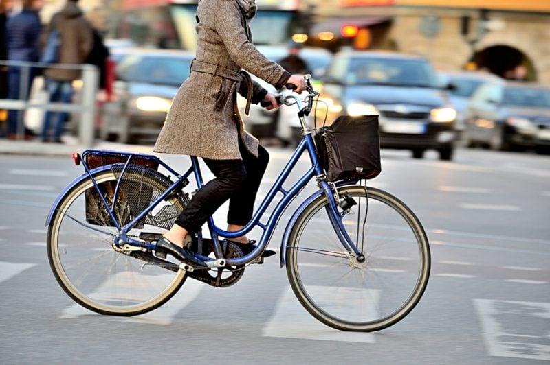 Fahrrad fahren gesundheitliche Vorteile