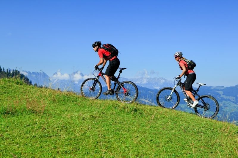 Fahrrad fahren abnehmen Kalorien verbrennen