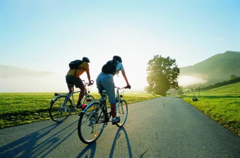 Fahrrad fahren Kalorienverbrauch