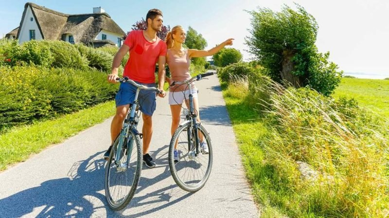 Fahrrad fahren kalorienverbrauch gesund und schnell abnehmen