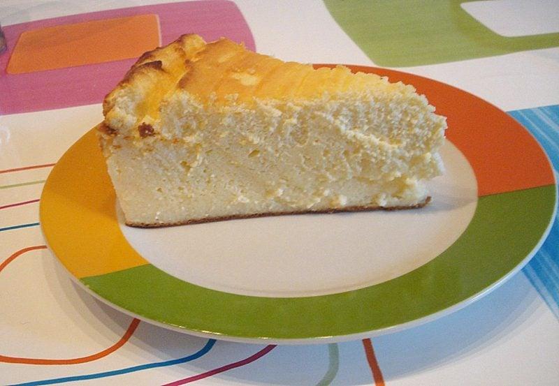glutenfreier Kuchen Rezept Käsekuchen lecker gesund