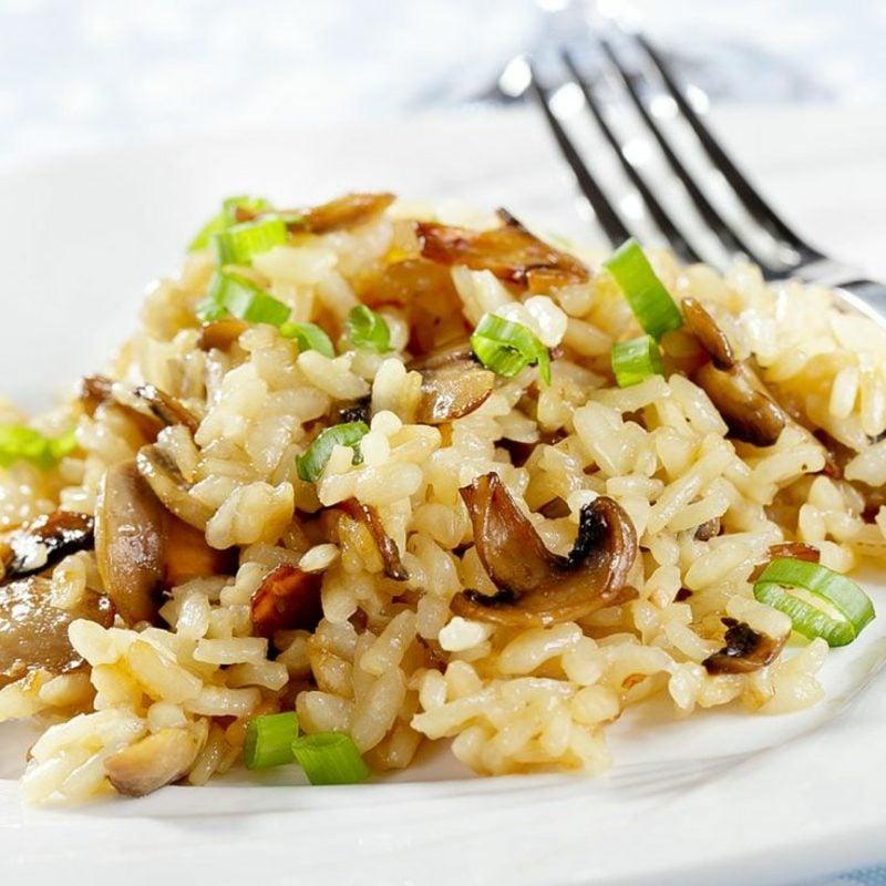 schnelle Reisgerichte Risotto selber zubereiten