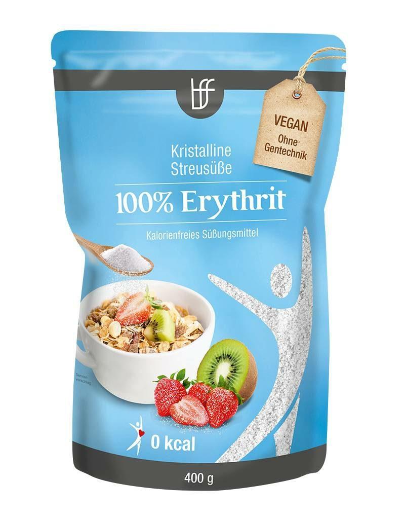 Zuckerersatz Erythrit low carb Zucker