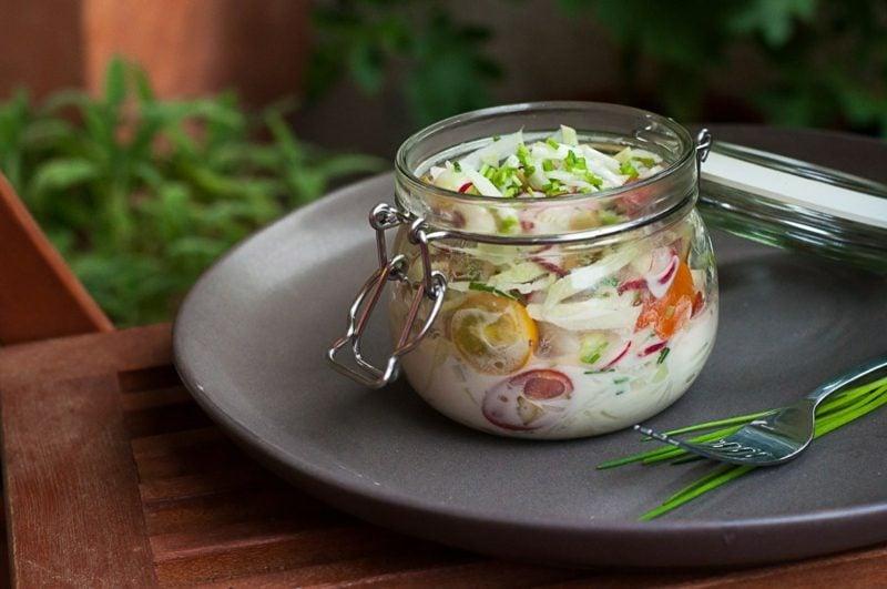radieschen gesund 3 herrliche rezepte f r frische salate. Black Bedroom Furniture Sets. Home Design Ideas