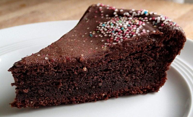 Kuchen Rezepte Thermomix glutenfreier Schokokuchen