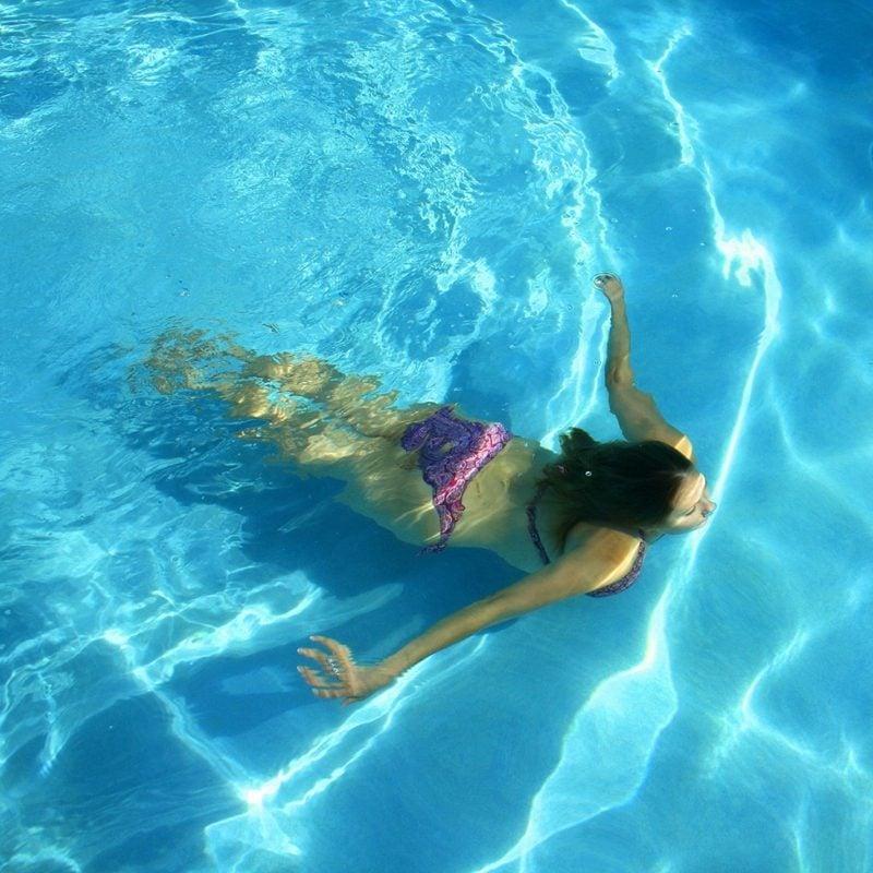 durch Schwimmen schnell und gesund abnehmen