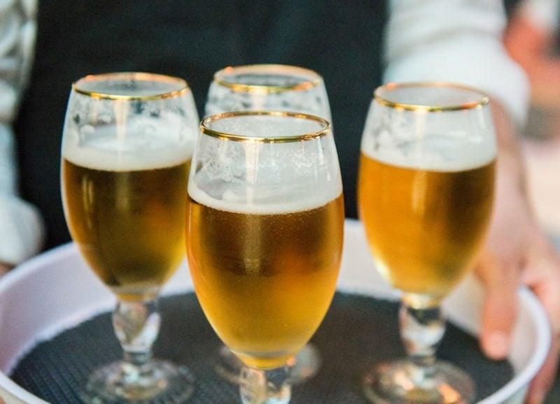 angelaufenes Silber reinigen mit Bier
