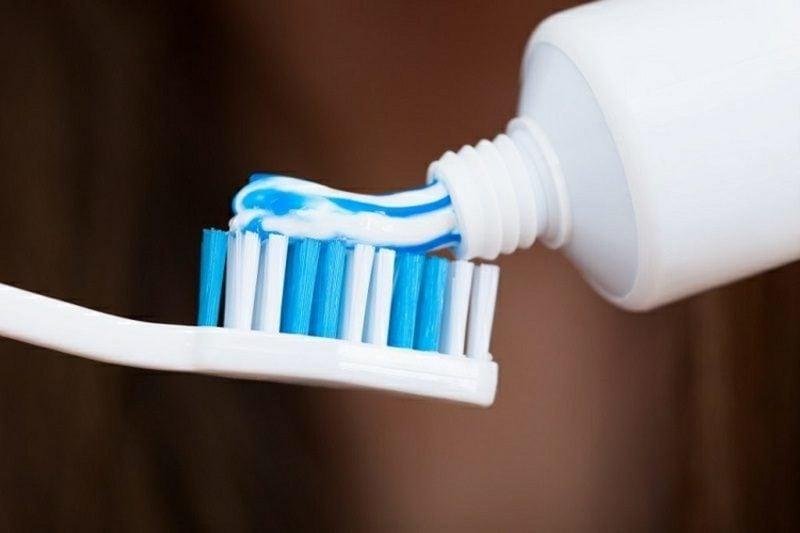 Silber sauber machen mit zahnpasta