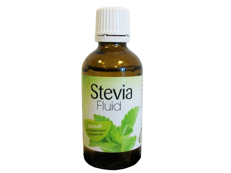 Stevia Blutzucker Extrakt Diabetes