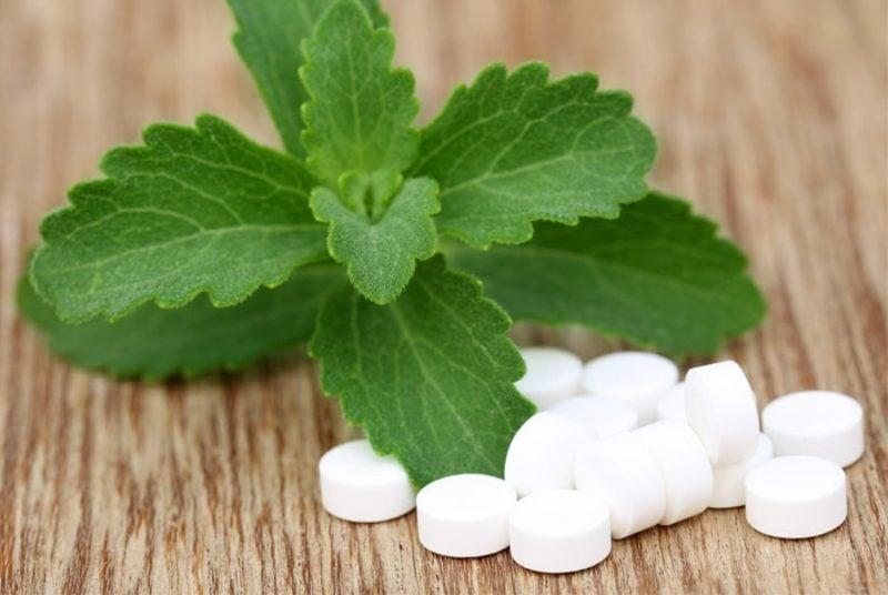 Stevia gesund Ersatz für Zucker Steviolglycoside Diabetes