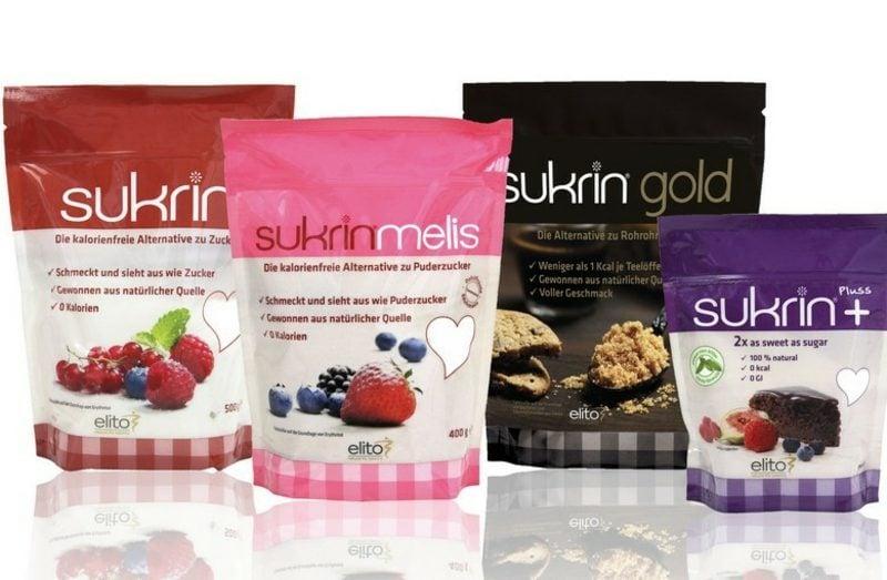 Ersatz für Zucker Sukrin kaufen